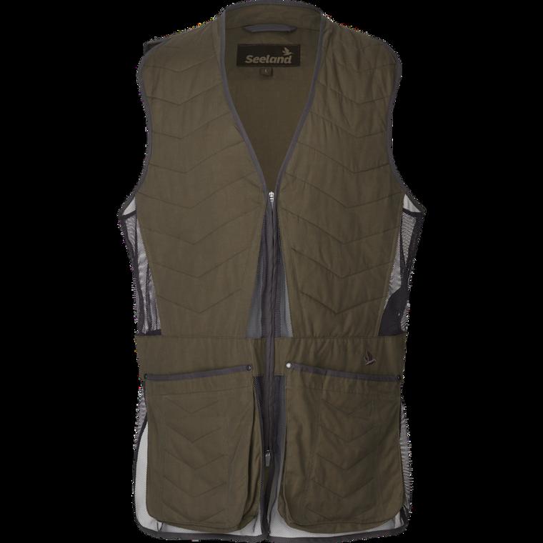 Seeland Skeet Pine Green Light Waistcoat