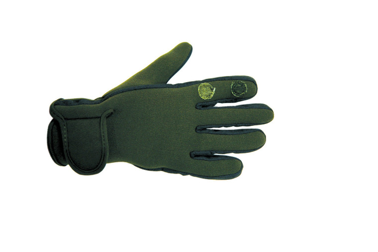 New In!!! Pecussion  Neoprene Hunting Gloves in Green