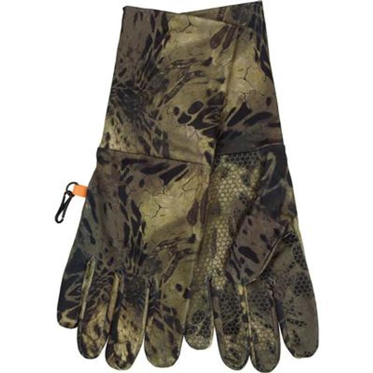 Percussion Hawker Scent Control Gloves in Prym1 Camo