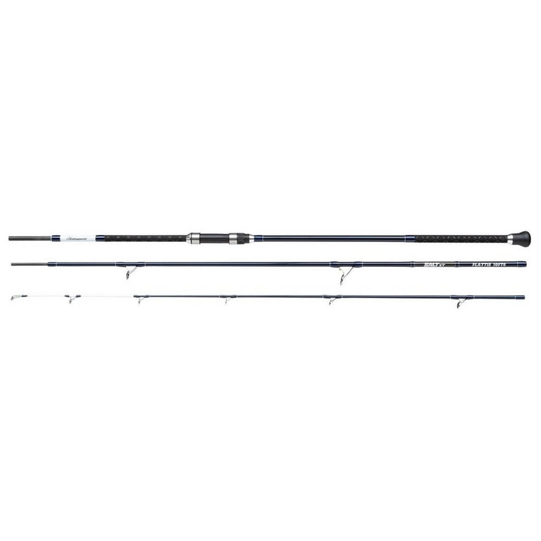 NEW - Shakespeare Salt XT Flattie 10ft 6in 1-3oz Fishing Rod - 3pcs