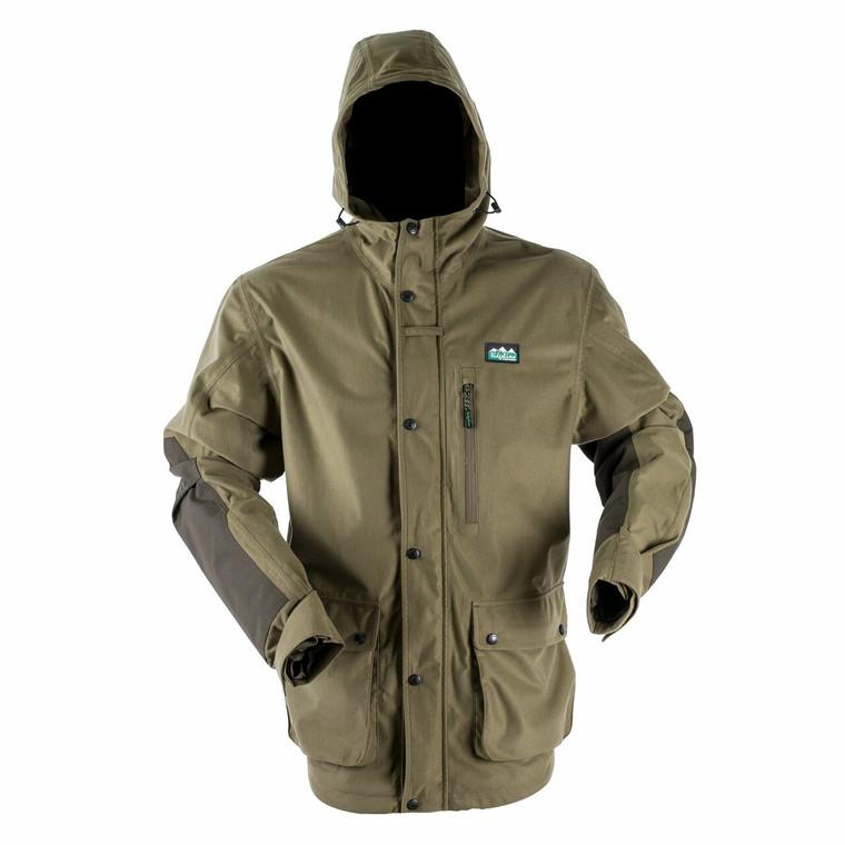 Ridgeline Pintail Explorer Jacket in Teak