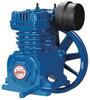 Jenny 1 to 2 HP Single Stage Model KU Air Compressor Pump
