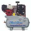 BelAire 3G3HHL 13 HP Honda Two Stage Gasoline Driven 30 Gallon Air Compressor