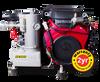 ConX X Air SC80P Compact 80 CFM Engine Driven Rotary Screw Air Compressor Skid Mount