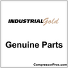 Industrial Gold IAT-BG5X20X32-V2 Beltguard for Vertical Compressors with CA1 Pump