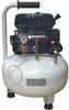 Val-Air 50-24 AL 1/2 HP Single Phase 6 Gallon Silent Air Compressor by Silentaire Technologies 110V