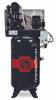 Chicago Pneumatic RCP-C581VS 5 HP 208-230 Volt Single Phase 2 Stage Cast Iron 80 Gallon Air Compressor