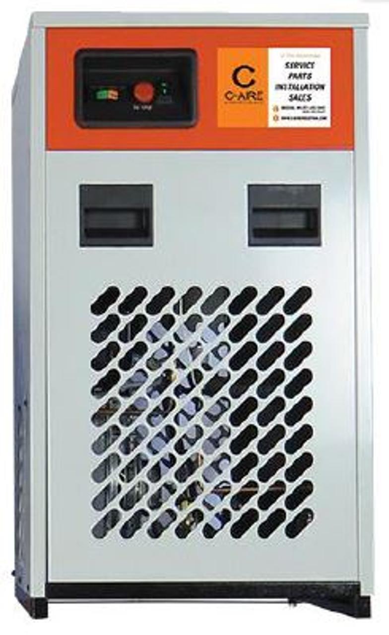 C-Aire AC KRAD-40 1/115 40 CFM Refrigerated Air Dryer