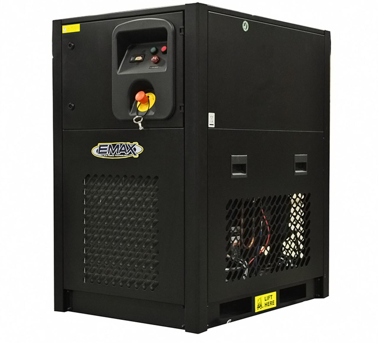 EMAX EDRCF2300288 288 CFM Refrigerated Air Dryer 230 Volt Three Phase