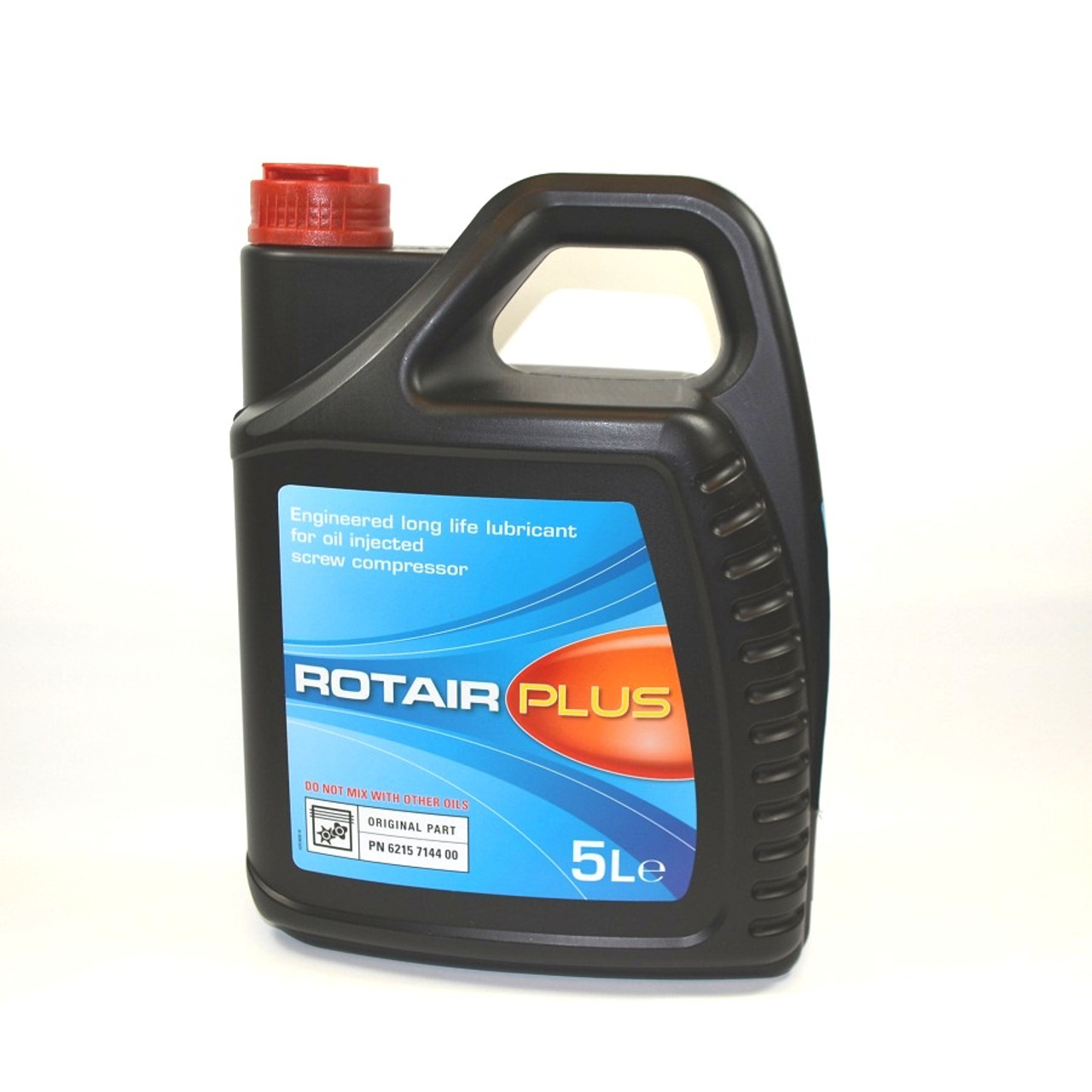 6215714400 Rotair Plus 4000 Hour Compressor Lubricant. 5 liter / 1.32 gallon