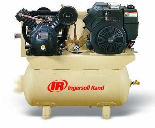 Ingersoll Rand 2475F14G 14 HP Kohler Gas Drive Air Compressor