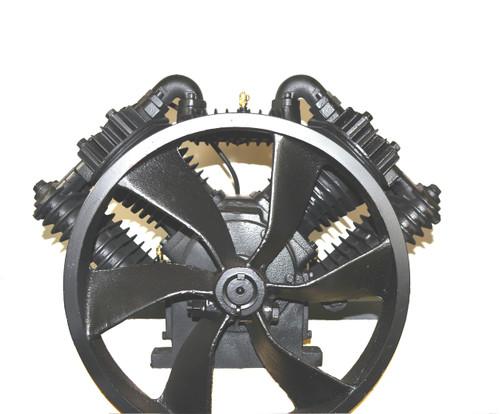 Industrial Gold CA2 (Old CI10) 7.5 - 10 HP Cast Iron Compressor Pump