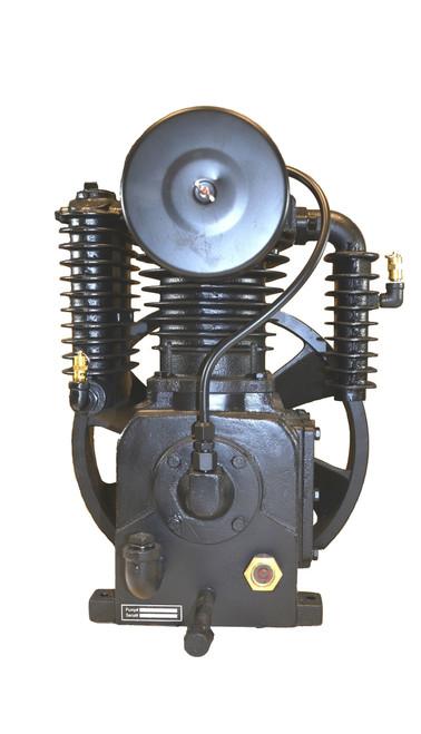 Industrial Gold  5-7.5 HP Cast Iron Compressor Pump Model CI5