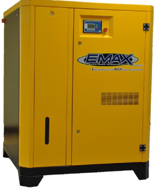 EMAX ERS0400003D 40 HP Direct Drive Rotary Screw Air Compressor