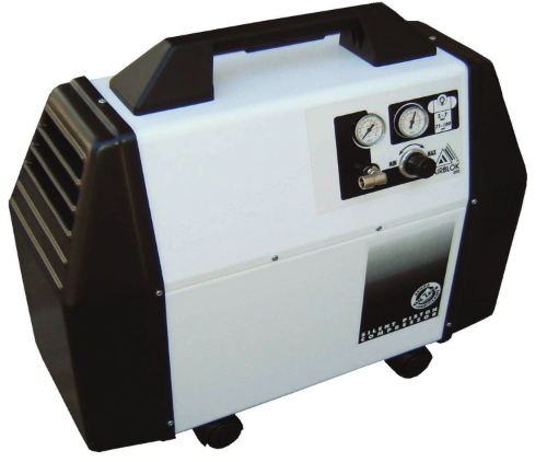 Silentaire DA 1/6/59 Oil Free Silent Air Compressor