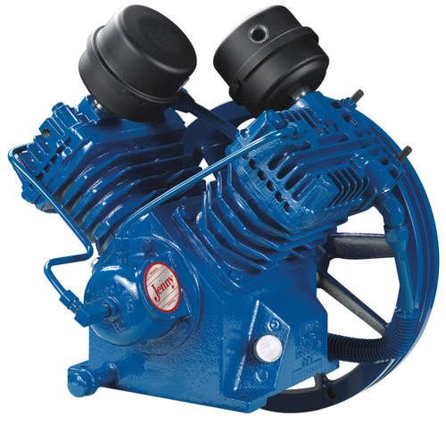 Jenny 1.5 - 5 HP Two Stage Model GTU Air Compressor Pump