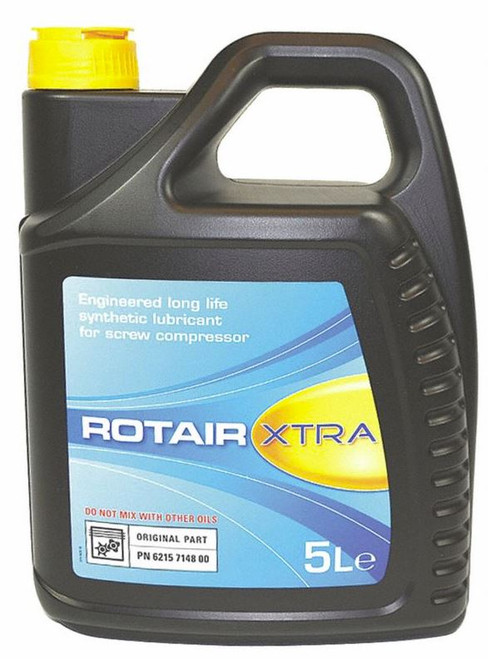 6215714800 5l Rotair Extra- Chicago Pneumatic Rotary Screw Lubricant