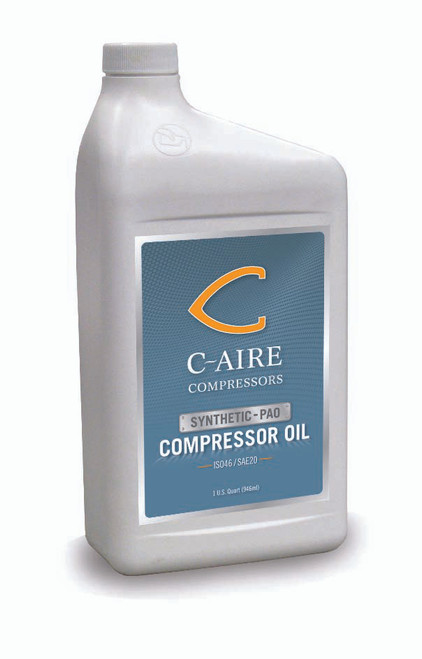 C-Aire Synthetic Lubricant LU 46QT (Qty. 2)  Total 2 Quarts (Now LU 1082)