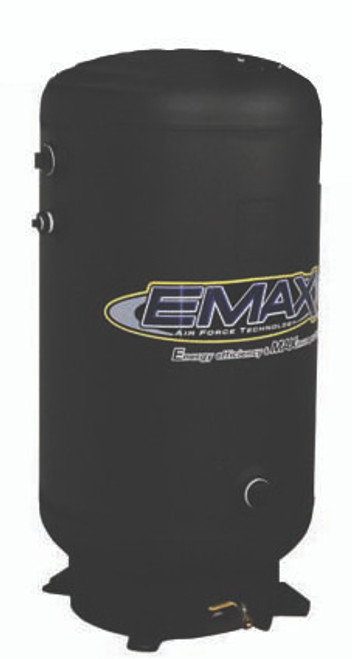 EMAX TANK240V02 240 Gallon Vertical Air Receiver with Auto Drain
