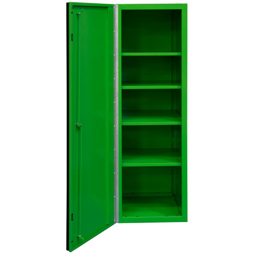 "Extreme Tools DX192100SLGNBK 19"" x 21"" Side Locker Green with Black Handle"
