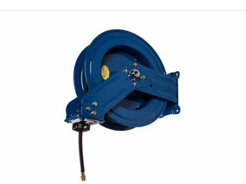 "RapidAir R-03075 Hose Reel with 75 Feet of 3/8"" Hose"