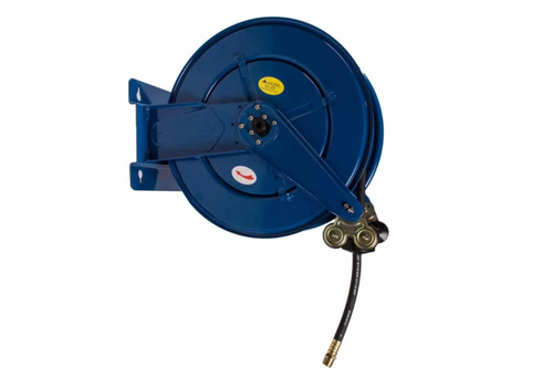 "RapidAir R-05100 Hose Reel with 100 Feet of 1/2"" Hose"