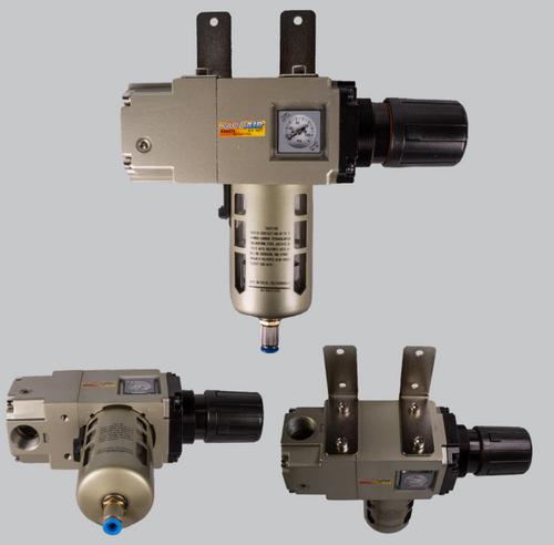 "RapidAir K96050 1/2"" Regulator and Filter - Vertical Mount"