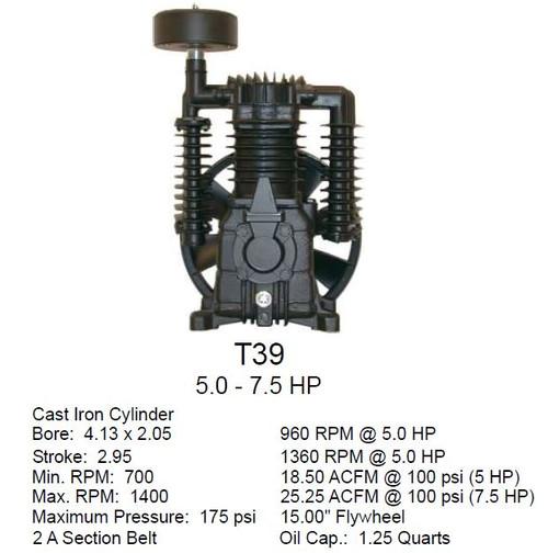 T39 Specs