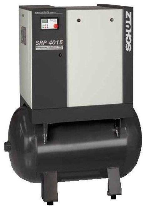 Schulz SRP 4015 E 15 HP Rotary Screw Air Compressor