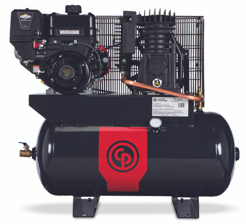 Chicago Pneumatic RCP-1030G 10 HP Two Stage Gas Drive Air Compressor
