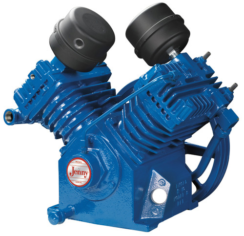 Jenny 3 - 5 HP Single Stage Model G Air Compressor Pump