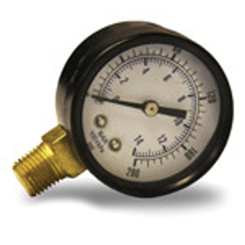 260-3001 300 psi Bottom Mount Gauge