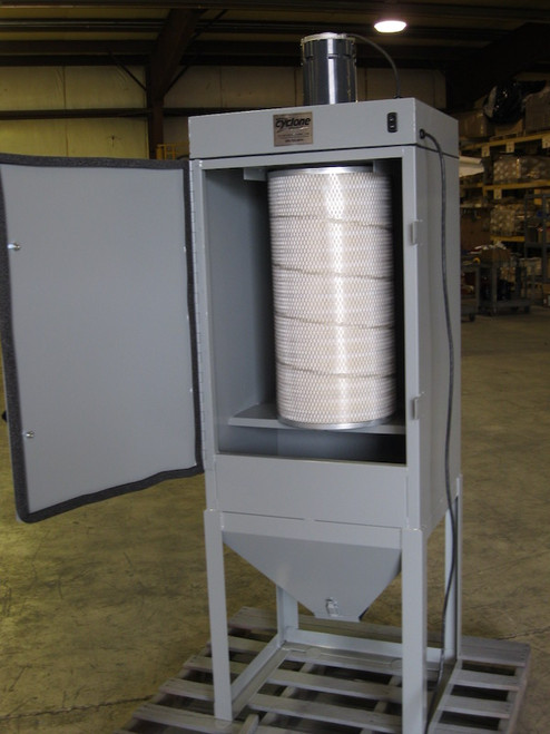 Cyclone Manufacturing DC4000 400 CFM Dust Collector