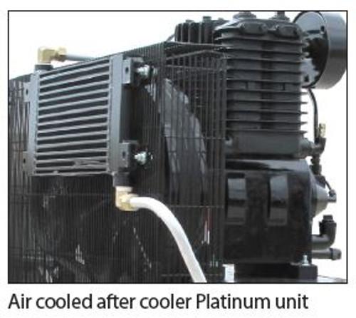 Industrial Gold CI18GEH30-P 18 HP Honda Gas Drive Platinum Series Air Compressor