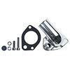THERMOSTAT HOUSING CHROME 65-7