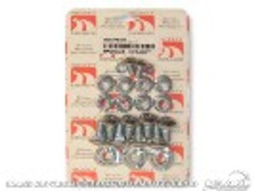 BUMPER BOLT SET DELUXE 65/8