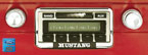RADIO AM/FM W/AUX 65/6