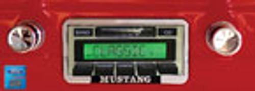 RADIO CLASSIC CUSTOM AUTOSOUND 240 WATT USB MP3 65/6