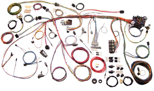 AMERICAN AUTOWIRE KIT 1969