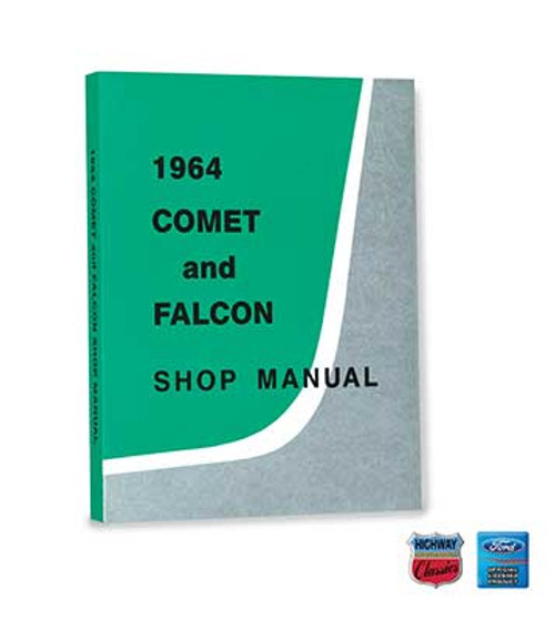 FORD FALCON SHOP MANUAL 1964