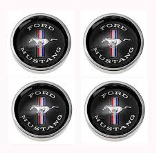 STYLE WHEEL CENTRE CAP BLACK SET OF 4 65/8