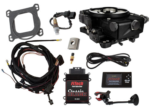 FITECH GO EFI FUEL INJECTION KIT 550HP