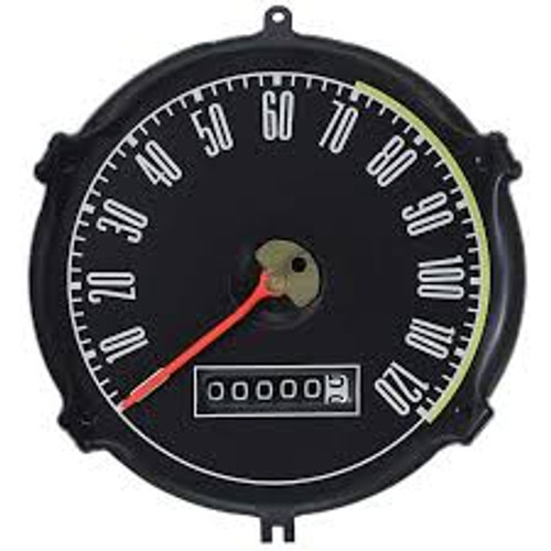 SPEEDOMETER ASSEMBLY 1967/68