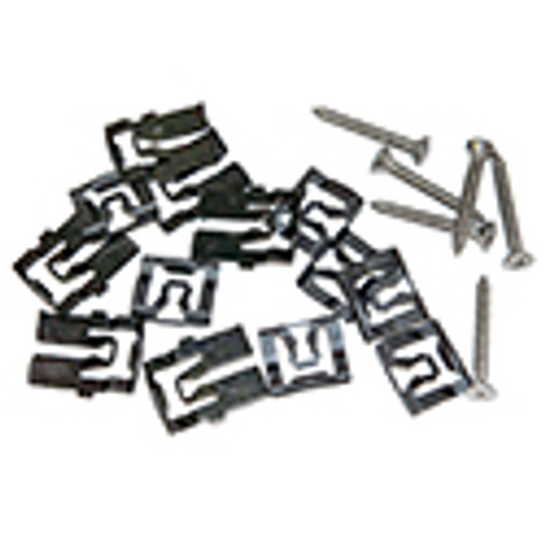 REAR WINDOW CLIPS COUPE 67/8