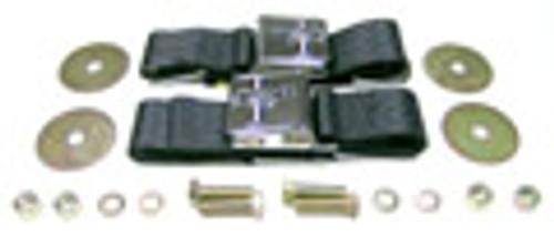 SEAT BELTS DK BLUE PONY  64/7