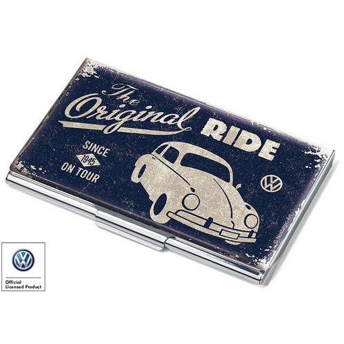 VW THE ORIGINAL BEETLE Business Card Case