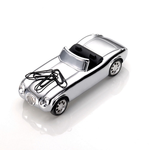 Paper Clip Holder & Paper Weight Roadster