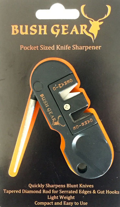 Multifunction Pocket Knife Sharpener