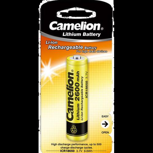 Lithium Battery 3.7v - 2600mAh
