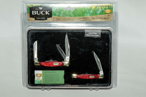 Buck Knives® Whitetail Gift Tin